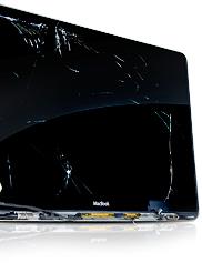 Trasig Macbookskärm